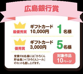 広島銀行賞